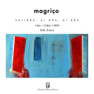 """Exposição: """"solidão. ai dão. ai dão"""" por Magriço / SHE"""