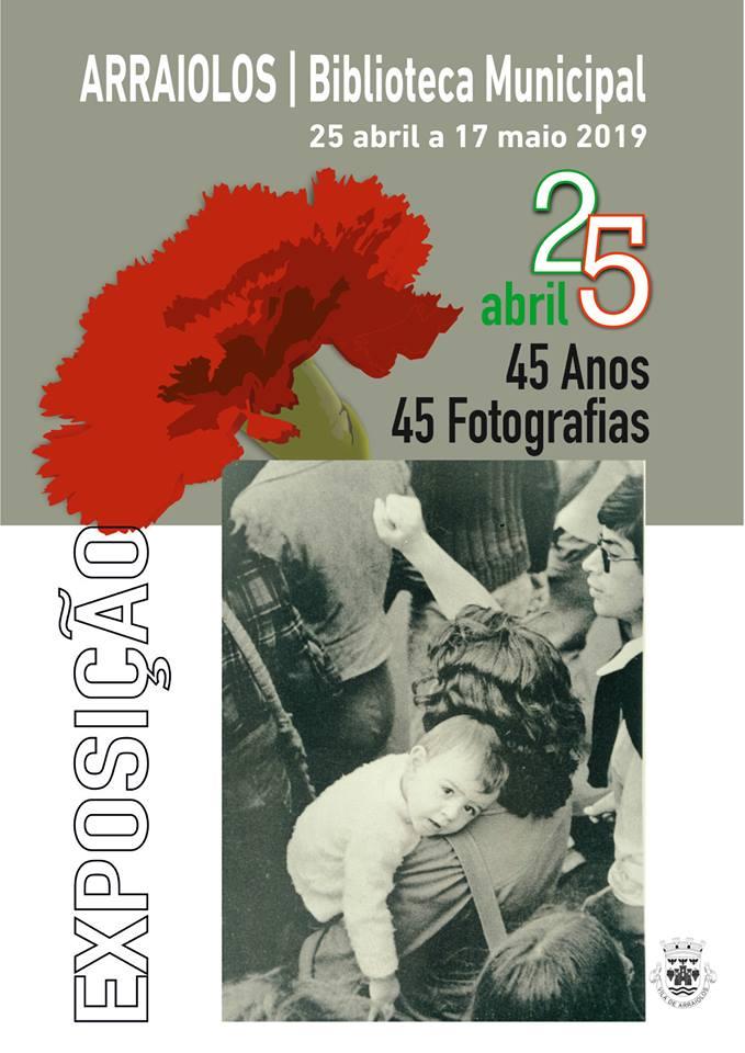 45 Anos 45 Fotografias - Arraiolos