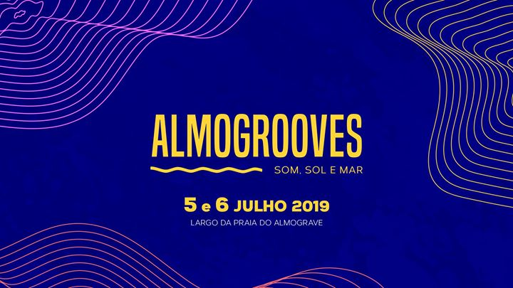 Almogrooves Festival 2019 - Sound Sun and Sea