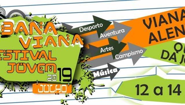 Abana Viana - Youth Festival in Viana do Alentejo 2019