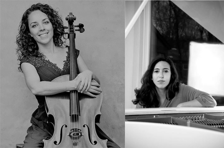 Classical Concert - Adriana Estrela Supper (Cello) and Dimitra Kokkinopoulou (Piano)