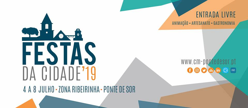 Festas da Cidade Ponte de Sor 2019