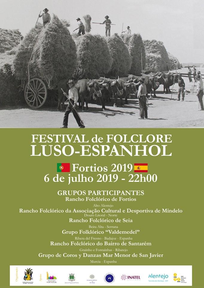 "FOLKLORE FESTIVAL ""Luso-Espanhol"""