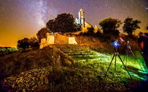 Astro Photography - Workshops, Night Observations and more -- Messajana