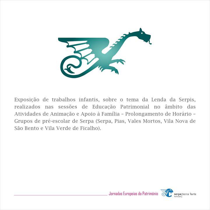 Exhibition: The Serpent of Rion Anas - A Serpente do Rio Anas