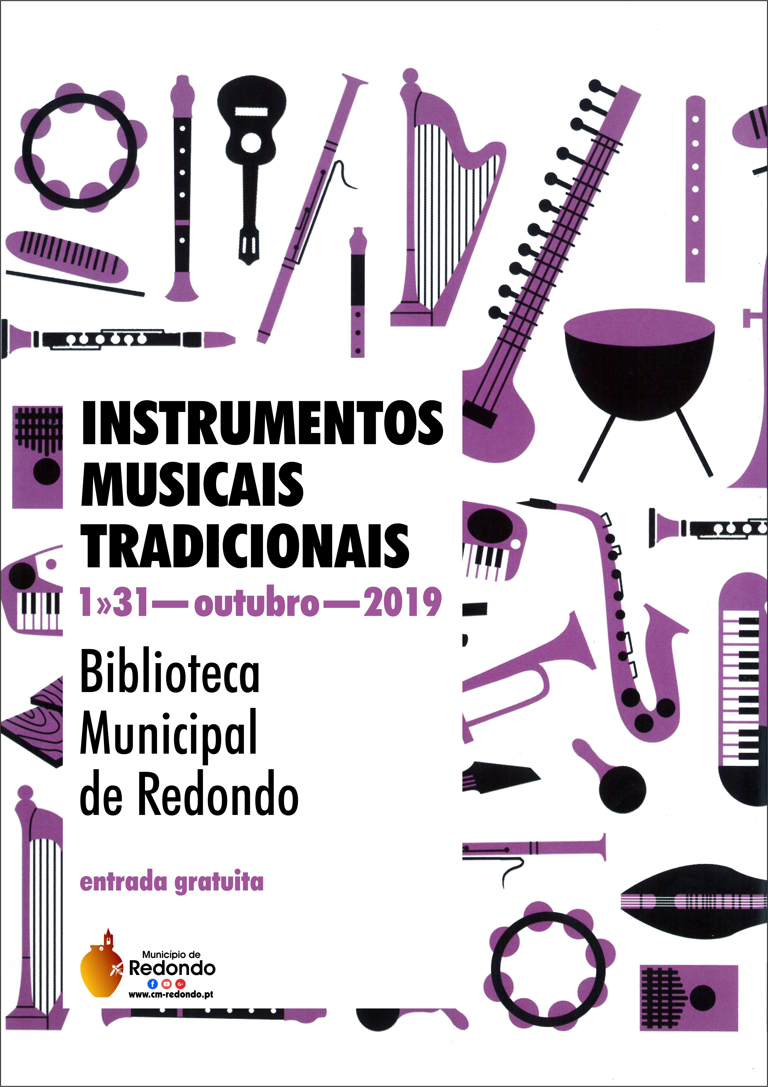 Exposition of Traditional Instruments -- Redondo