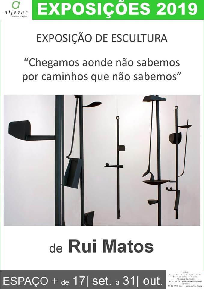 Sculpture Exhibition: Rui Matos