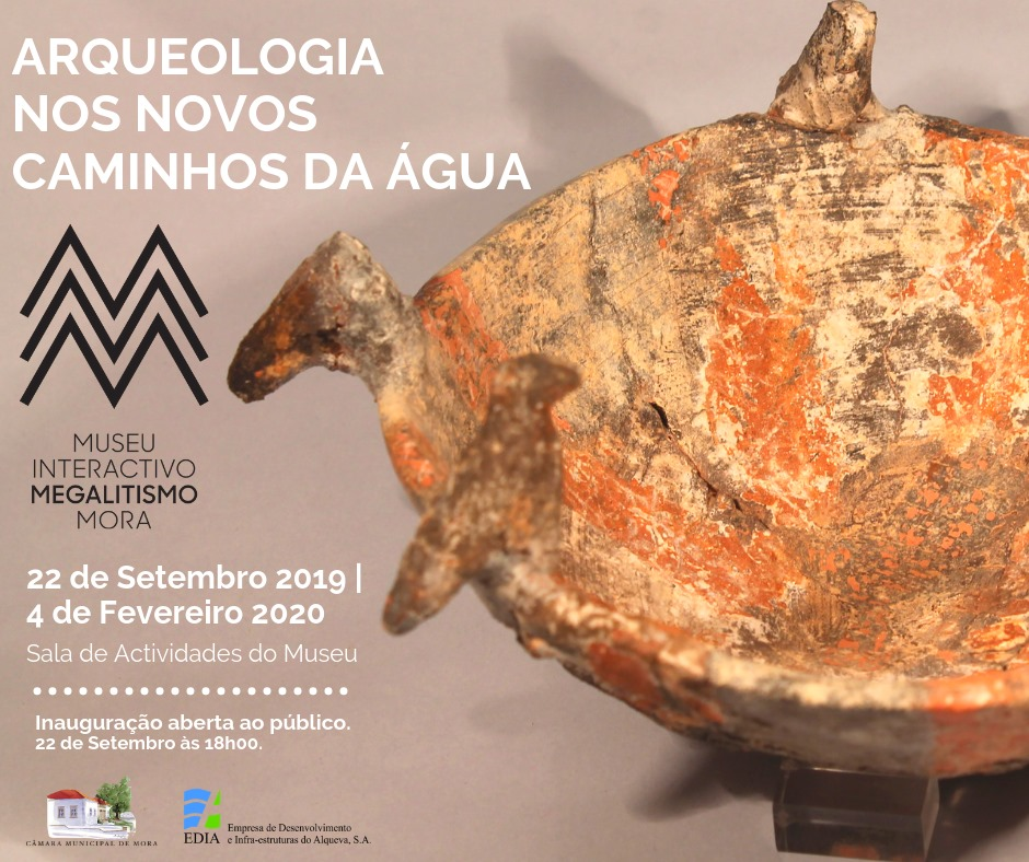 Archeology in the new Water Ways -- Megalithic Museum Mora