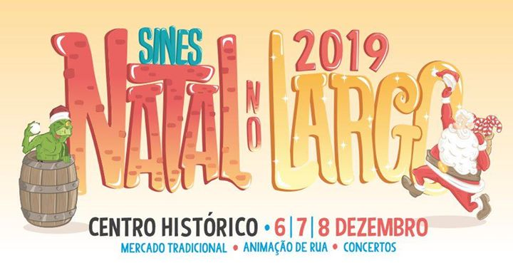 Christmas in Sines - Natal no Largo 2019 (Program)
