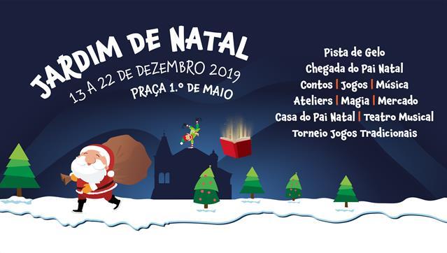 Christmas Garden - Jardim do Natal 2019 Évora