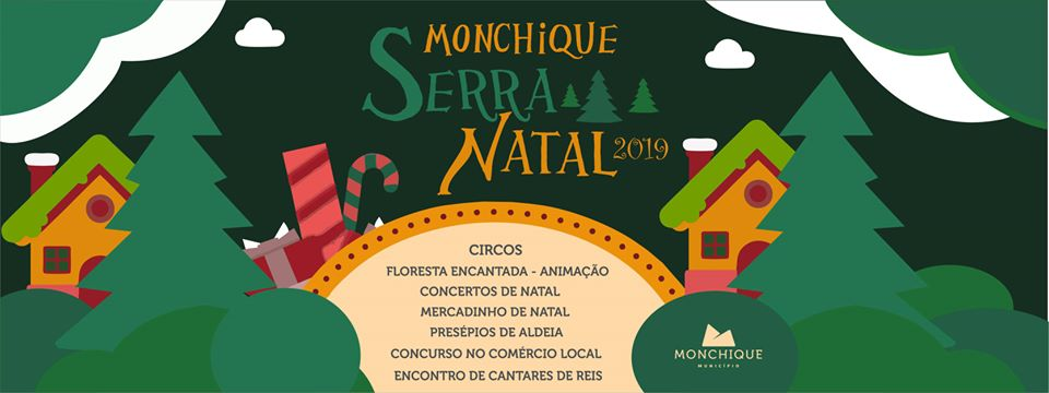 Serra Natal | Christmas in Monchique