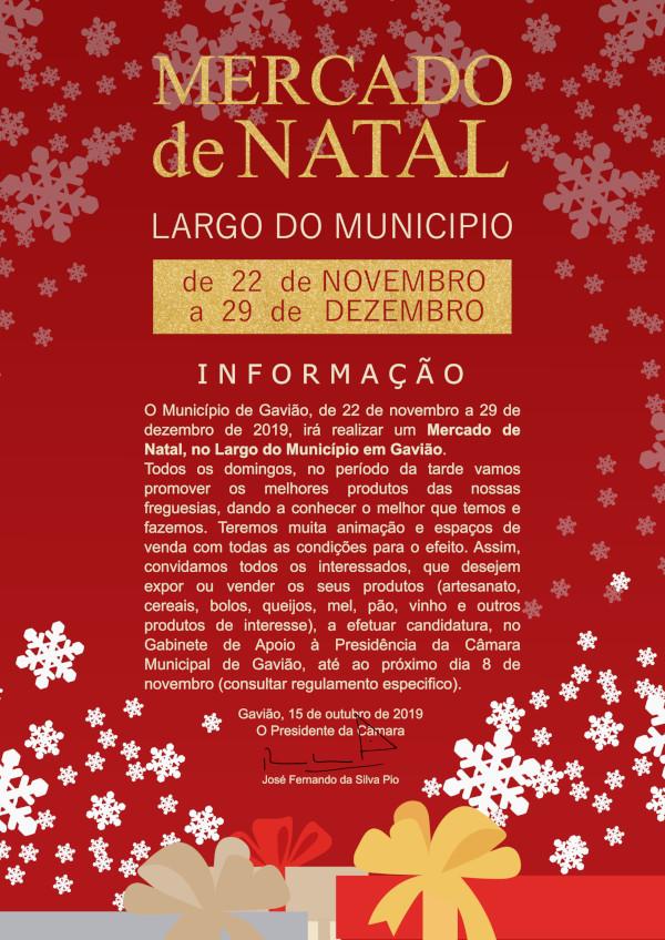 Christmas Market Gavião