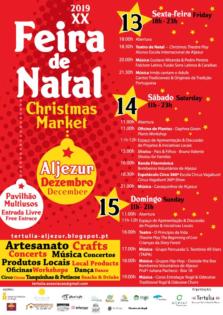 Christmas Market Aljezur
