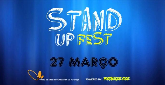 Stand Up Fest Portalegre (2ª Edition)