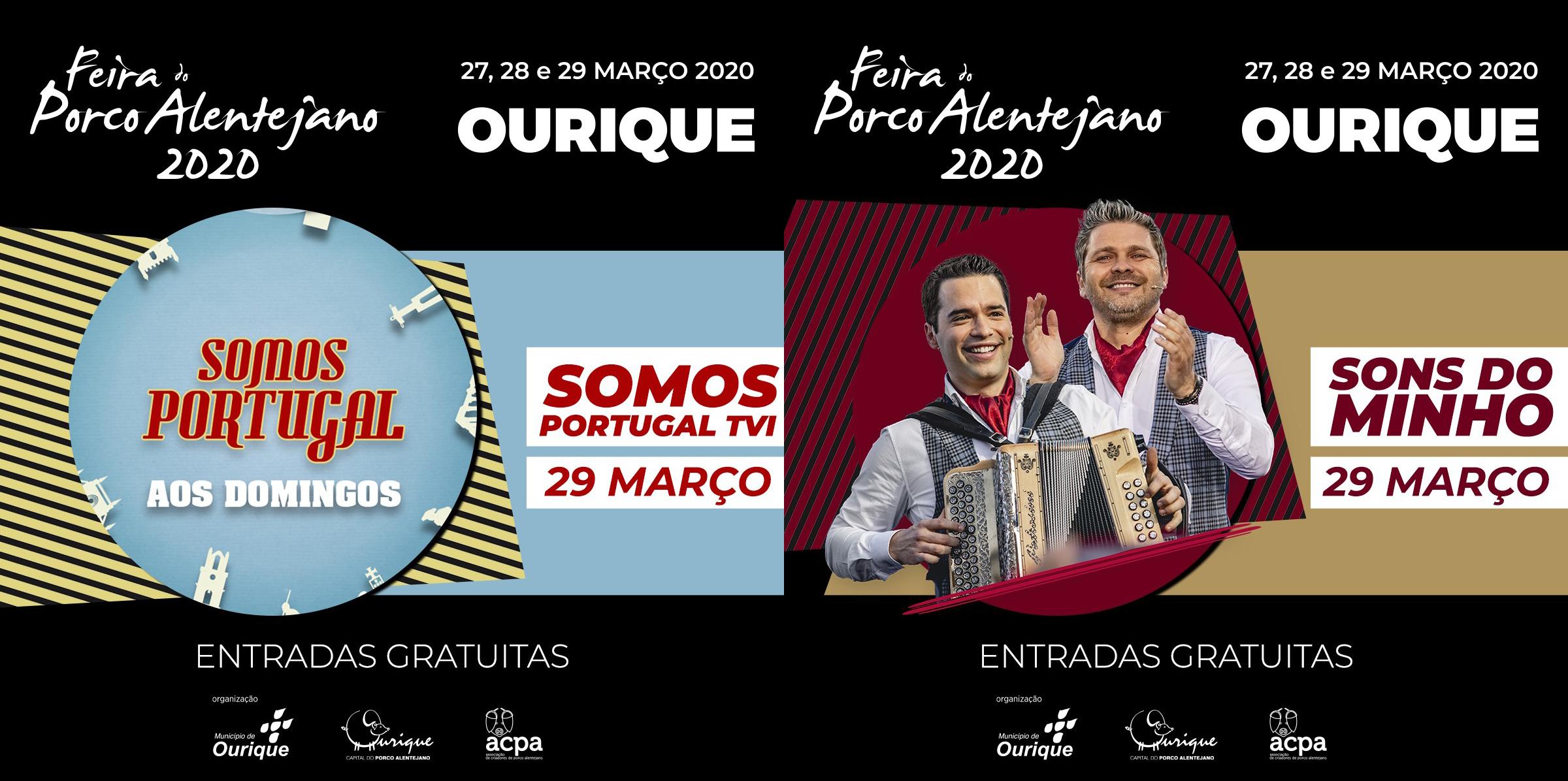 Feira do Porco Alentejano 2020  - Ourique