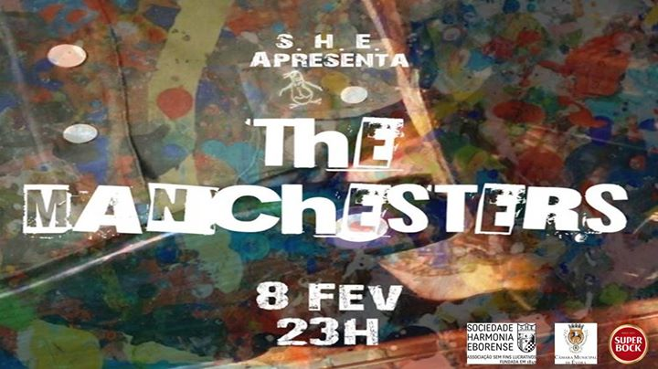 The Manchesters + Mod64 / SHE