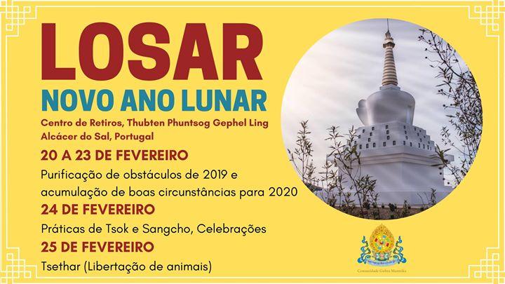 LOSAR 2020 - Tibetan New Year Celebrations