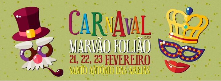 Carnaval Marvo Folião - Marvão