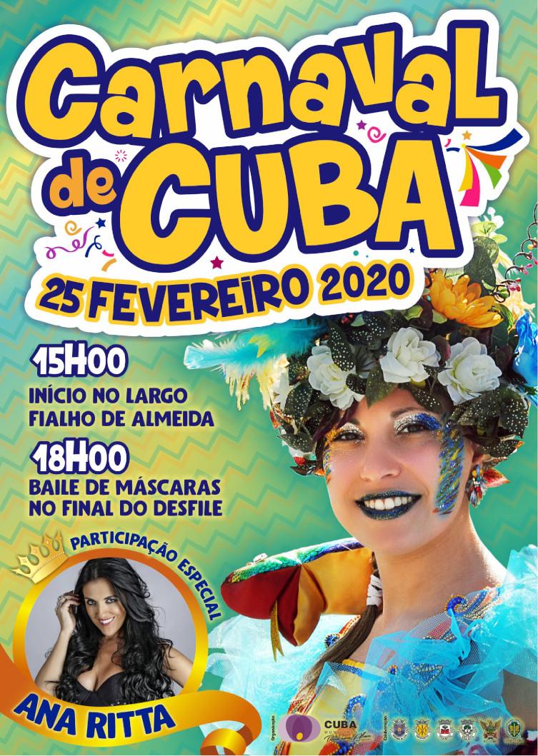 Carnaval 2020 in Cuba