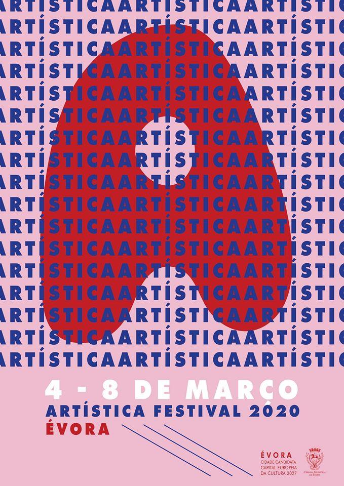 Program ARTISTICA FESTIVAL 2020 - Évora