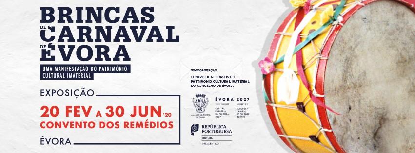 Exhibition: Brincas de Carnaval - ÉVORA Carnival Jokes