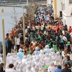 Carnaval 2020 in Alcácer do Sal