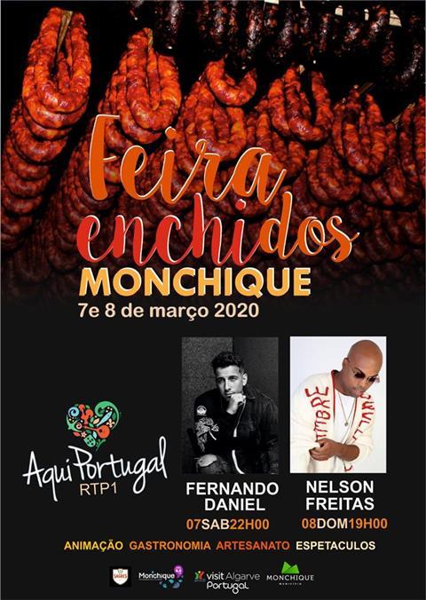27ª Feira dos Enchidos - Sausages Fair in Monchique