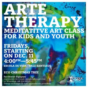 ArteTherapy for Kids & Youth