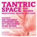 Tantric Space for Women