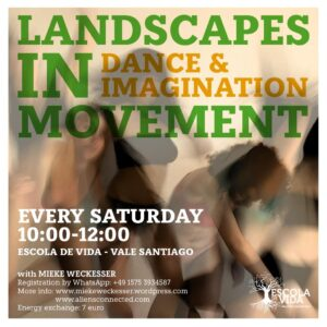 Landscapes in Movement - Dance & Imagination