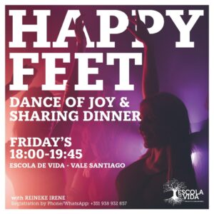 Happy Feet - Dance & Dinner